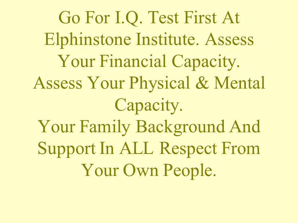 Twelve steps success model. Twelve short / long term courses after 12 th standard.