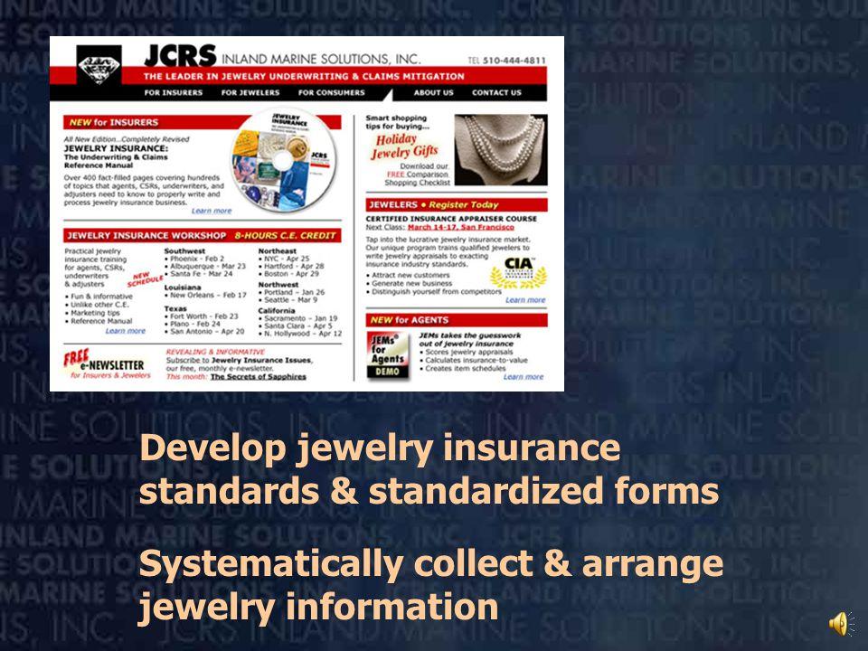 Lack of uniformity... Key problem facing insurers