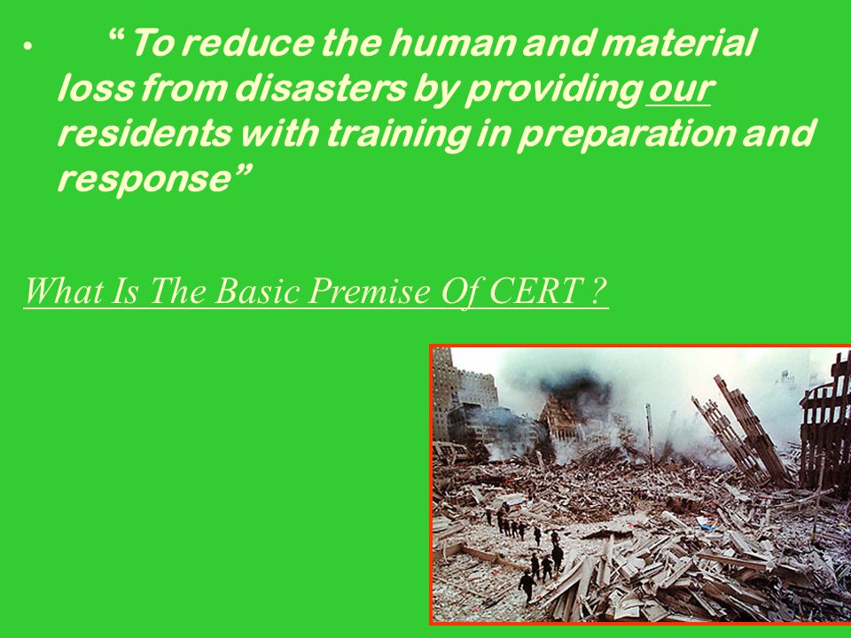 # Ensure safety of disaster workers # Provide clear leadership for rescuers # Improve effectiveness of rescue efforts What Is The Purpose Of On-Scene Management ?