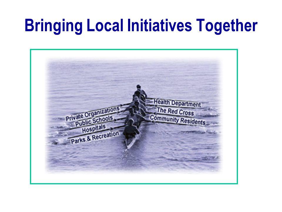 Bringing Local Initiatives Together