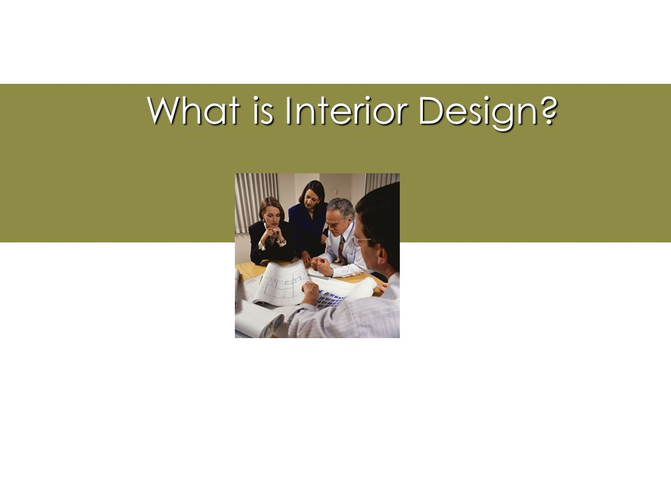 Interior Design Licensing