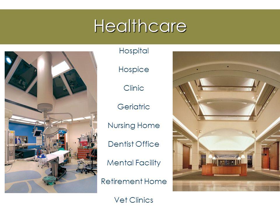 Hospitality – Health clubs