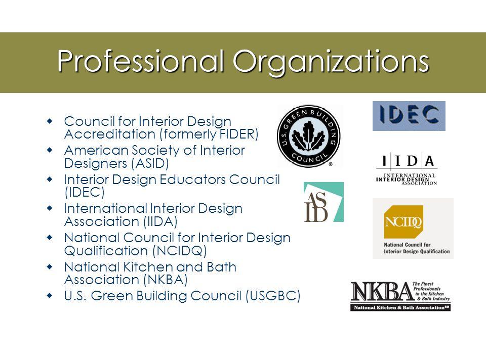 Interior Design Licensing