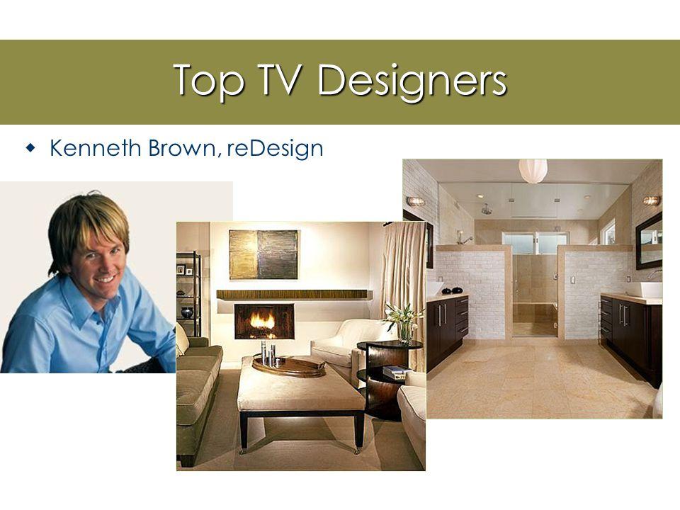 Top TV Designers  Candice Olsen, Divine Design