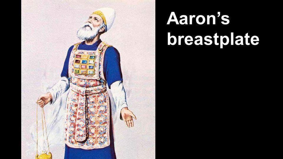 Aaron's breastplate
