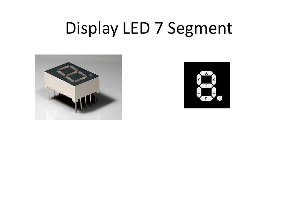 Display LED 7 Segment