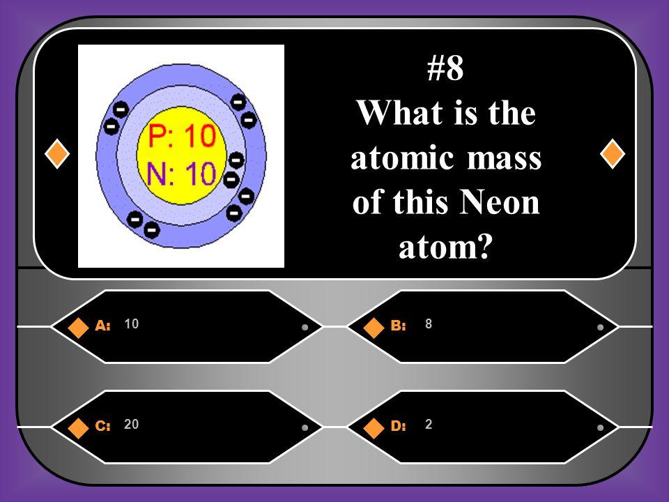 D. Atomic Mass