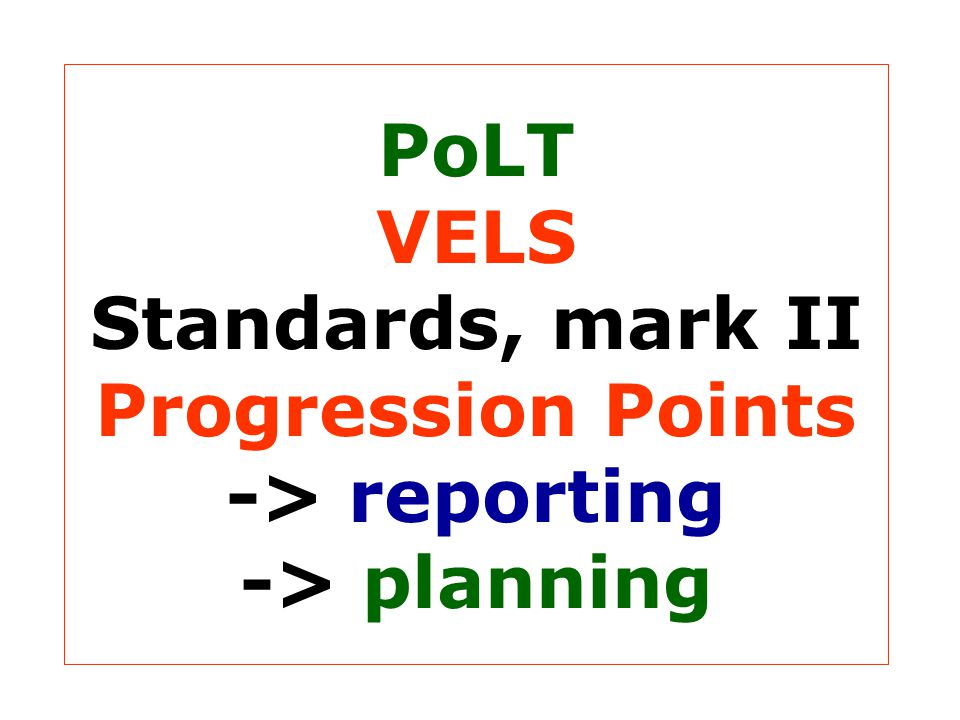Once we have the evidence of a wide range of development we need PLANNING to meet the needs of all students There are two ways: Use different textbooks & resources for different levels and/or use OPEN-ENDED TASKS and investigations that allow a wide range of responses.