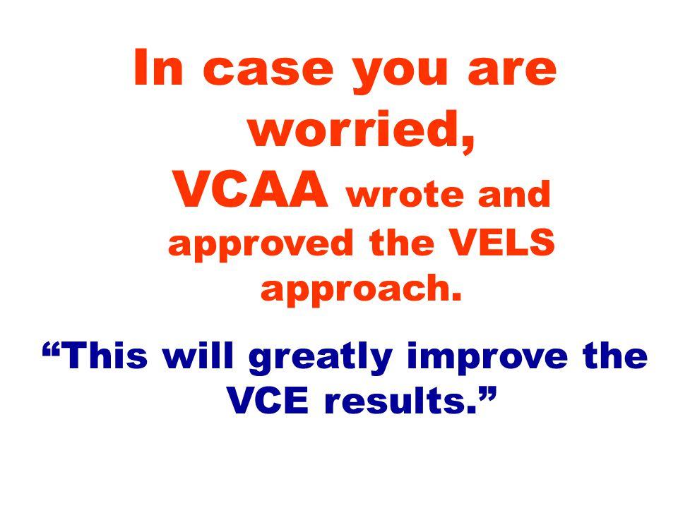 VELS standards in Mathematics WORKING MATHEMATICALLY Reasoning Investigating Applying Technology