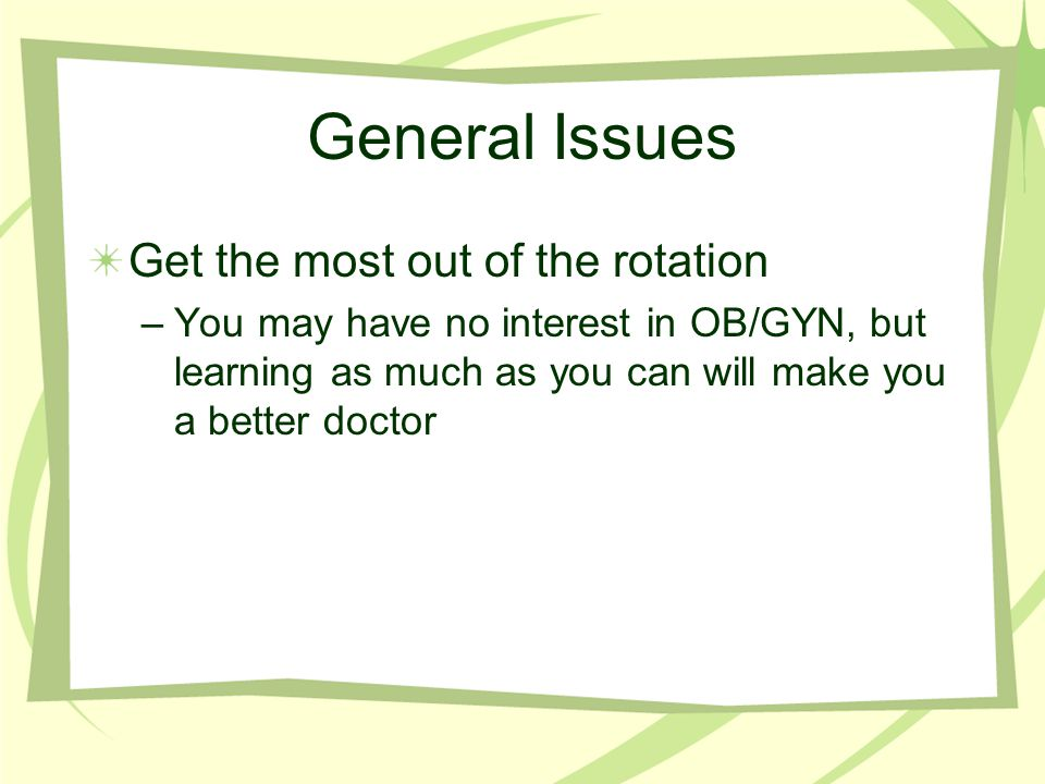 General Pearls Phrases for students: –What can I do to help.