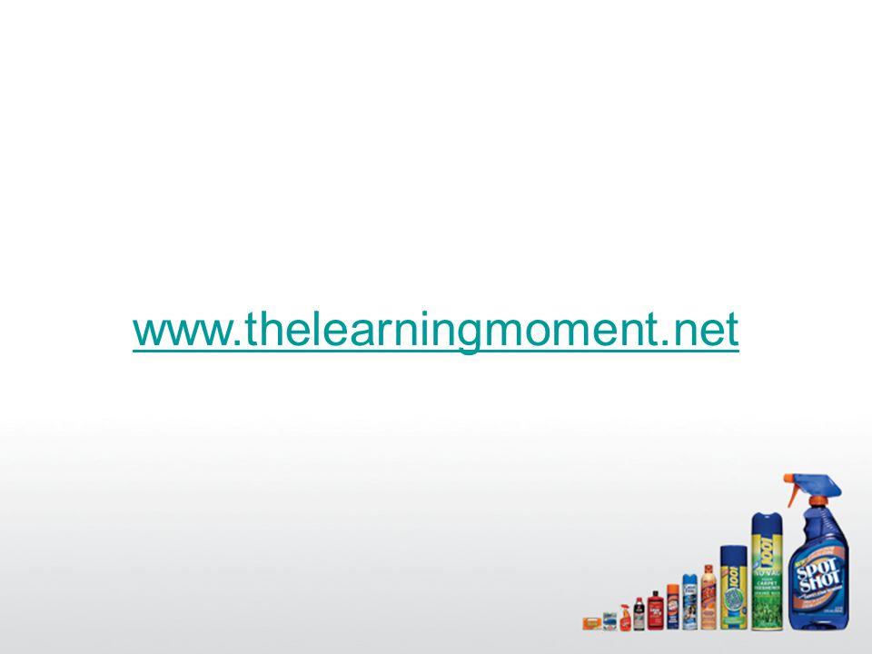 12 www.thelearningmoment.net