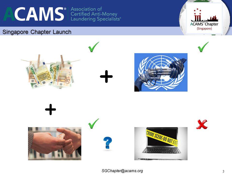 SGChapter@acams.org 3