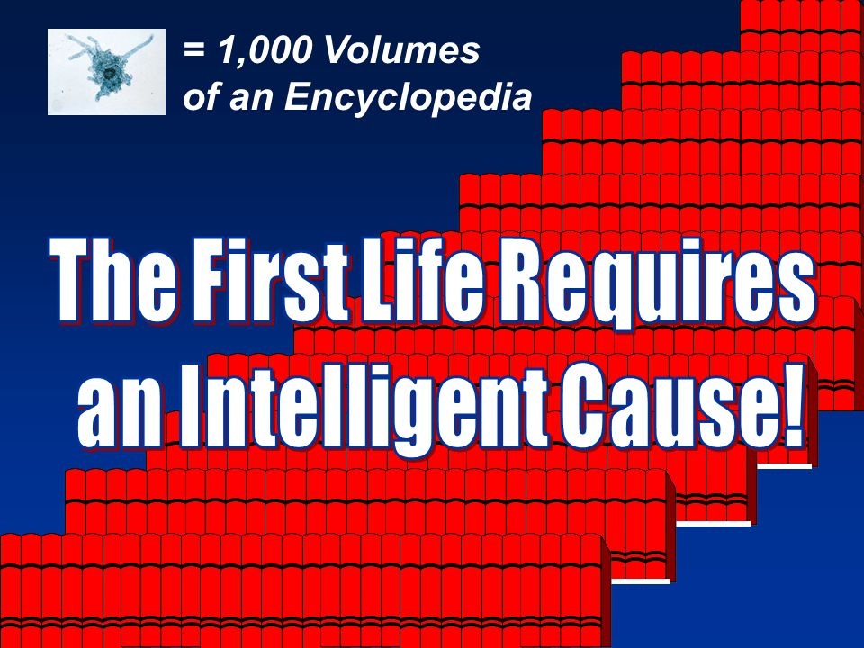 = 1,000 Volumes of an Encyclopedia