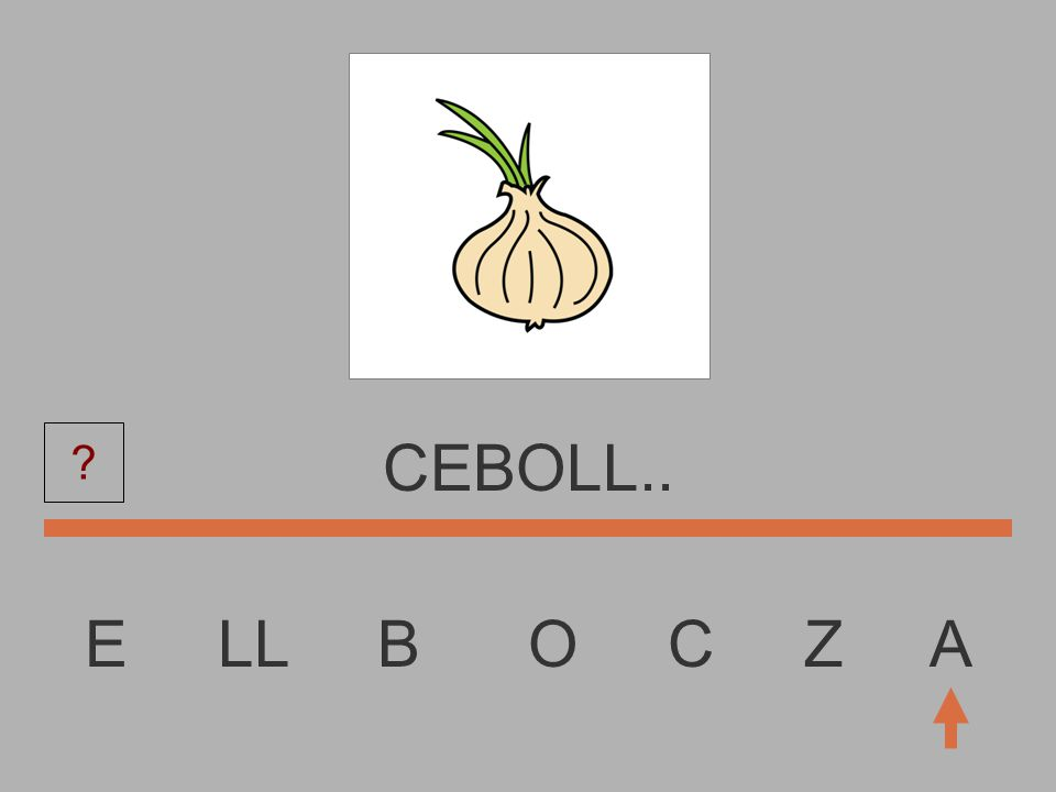 E LL B O C Z A CEBO......
