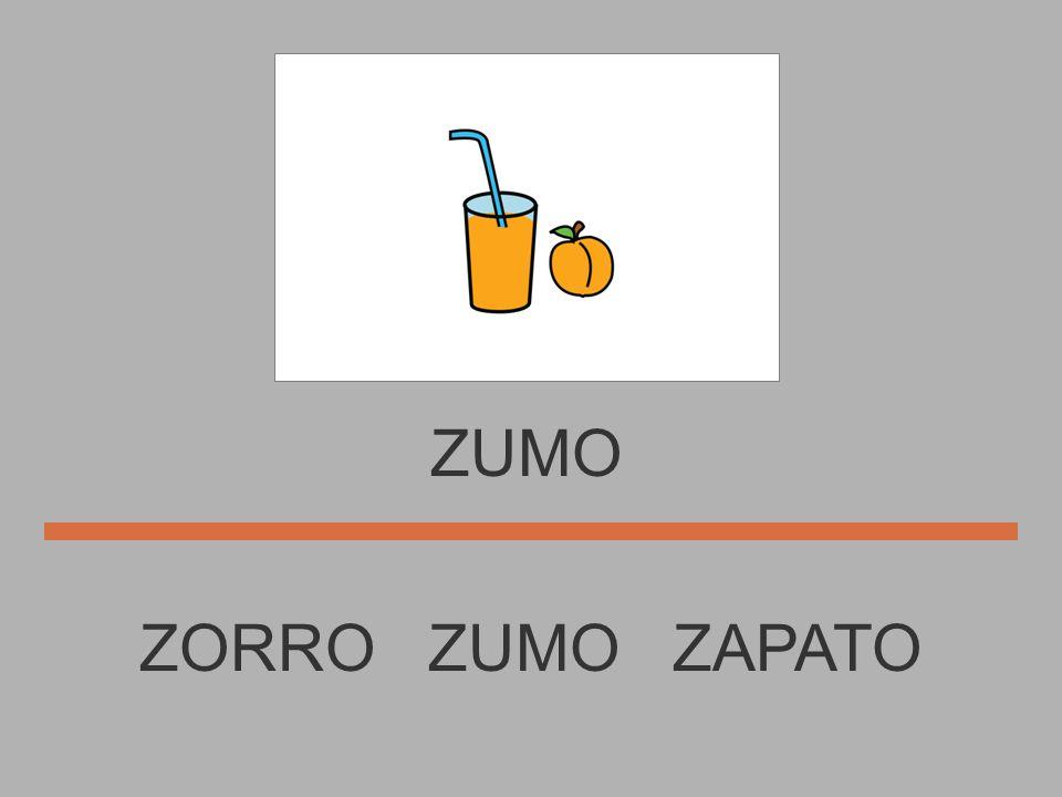 ZORRO ZUMO CINE ZORRO