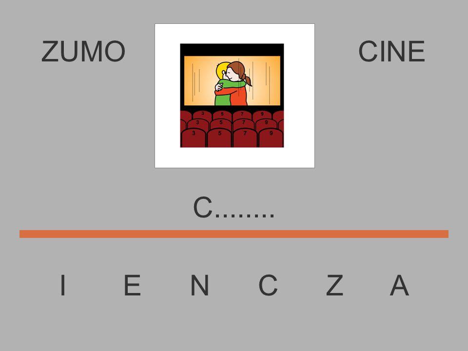 ZUMO I E N C Z A CINE...........