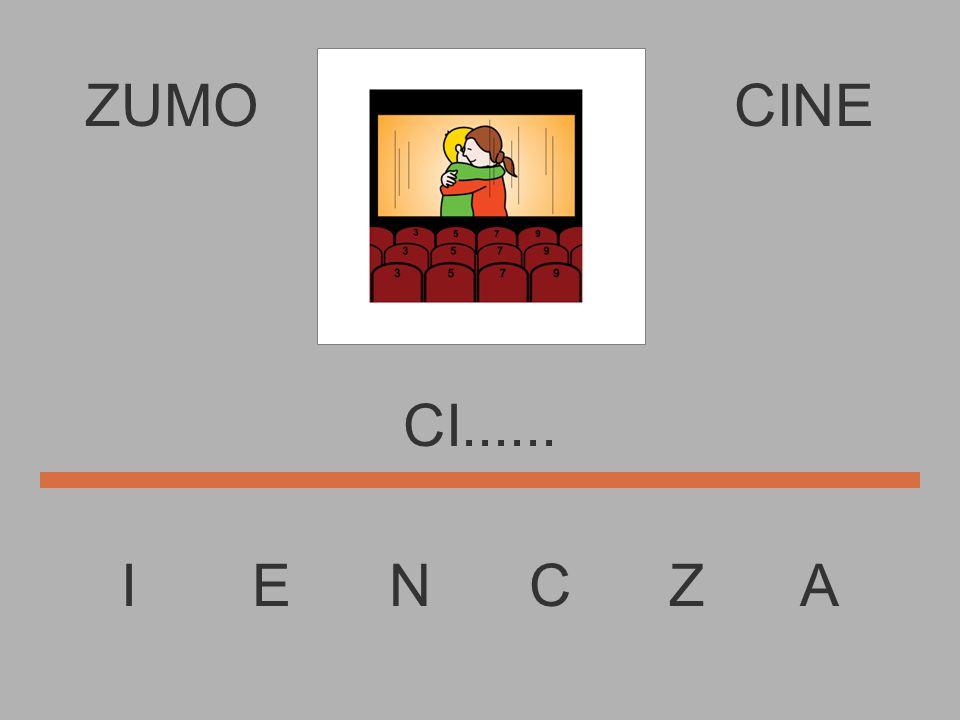 ZUMO I E N C Z A CINE C........