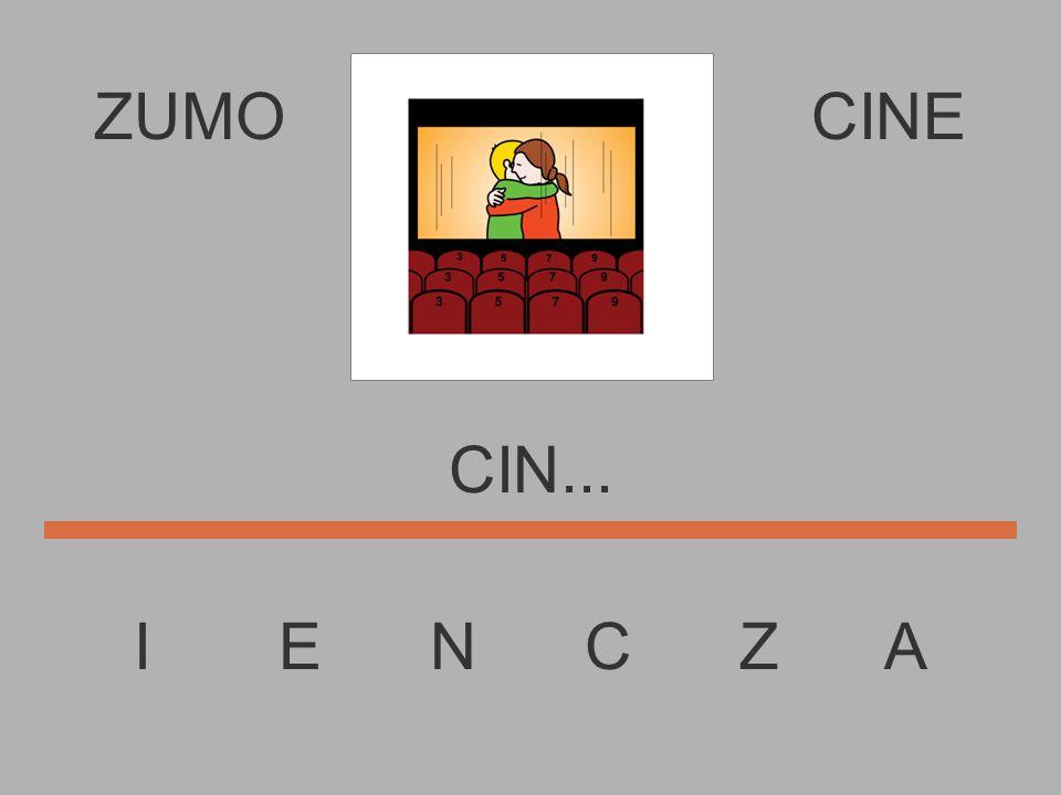ZUMO I E N C Z A CINE CI......