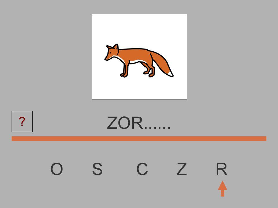 O S C Z R ZO.........