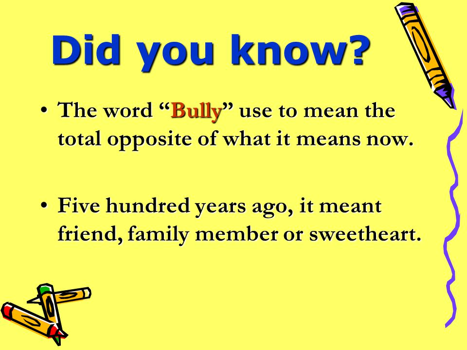 Bullying Definition Behavior that is intentional, hurtful and repeated by one or more persons.Behavior that is intentional, hurtful and repeated by on