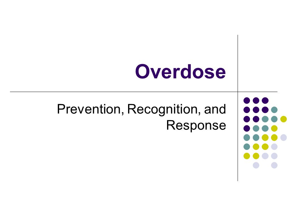 In this training, we will cover: What are some risk factors for overdose.