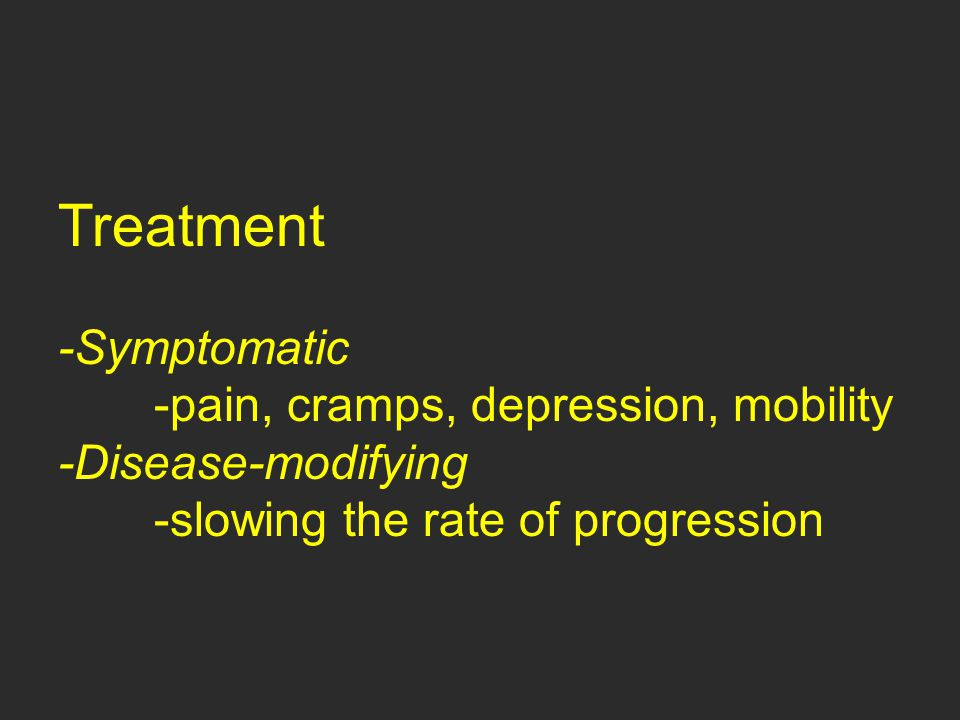What is needed to develop effective treatments.