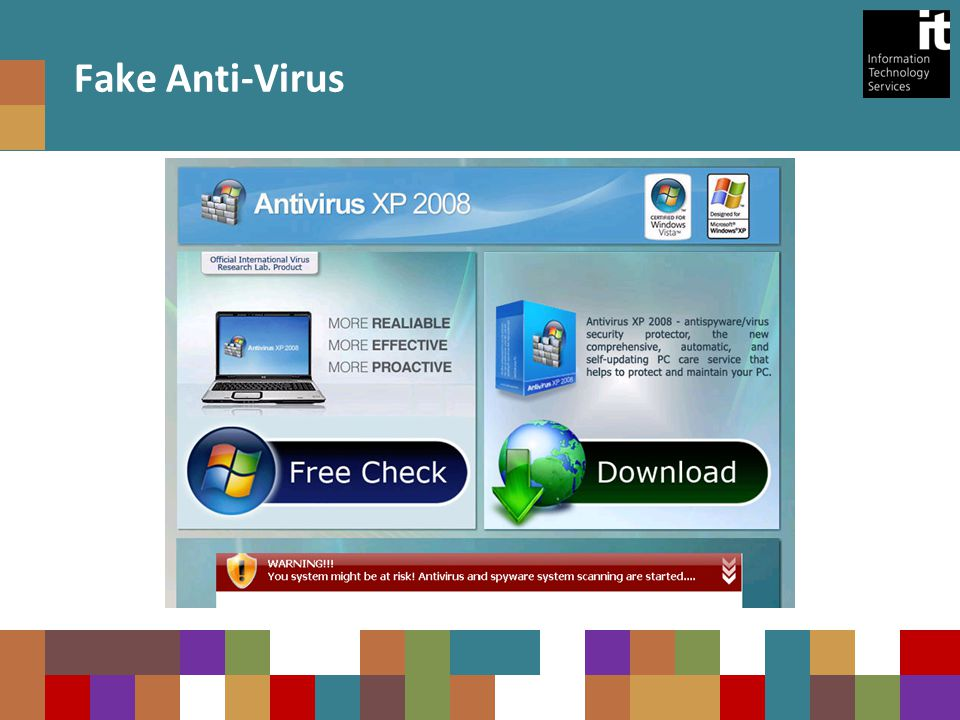 Fake Anti-Virus