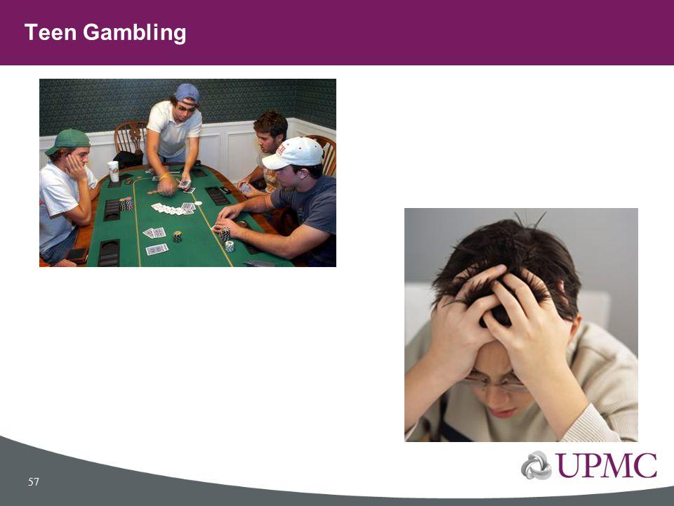 Teen Gambling 57