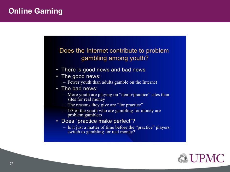 Online Gaming 78