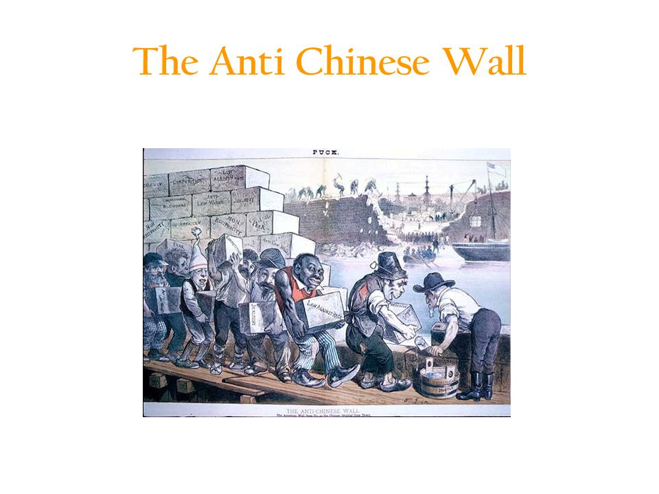 The Anti Chinese Wall 1