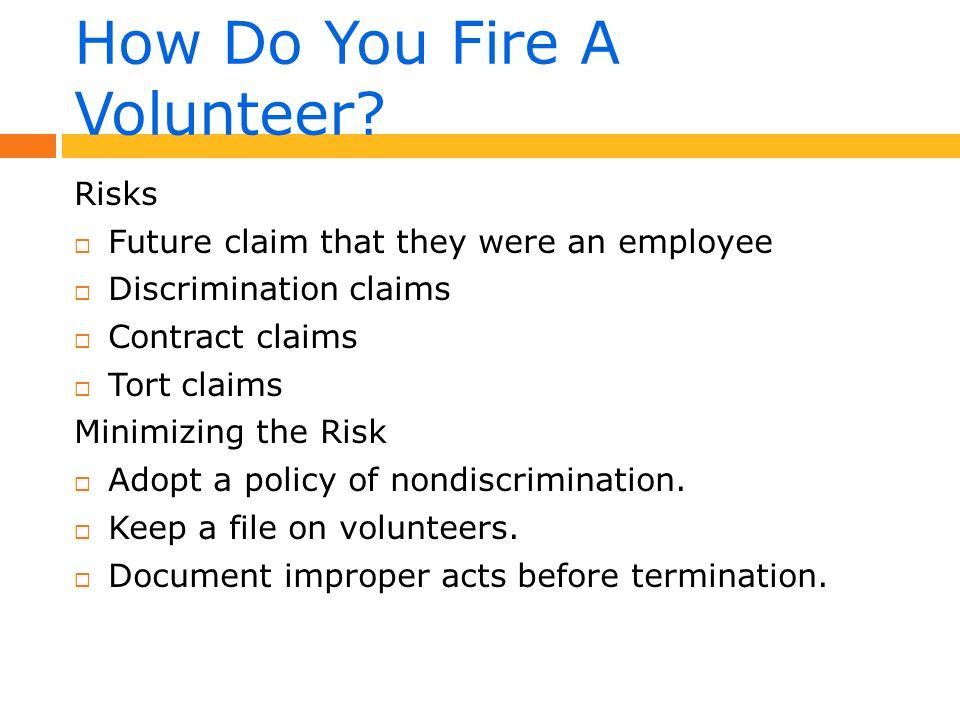 Limiting Liability  Insurance  Waivers of Liability  Youthful Volunteers