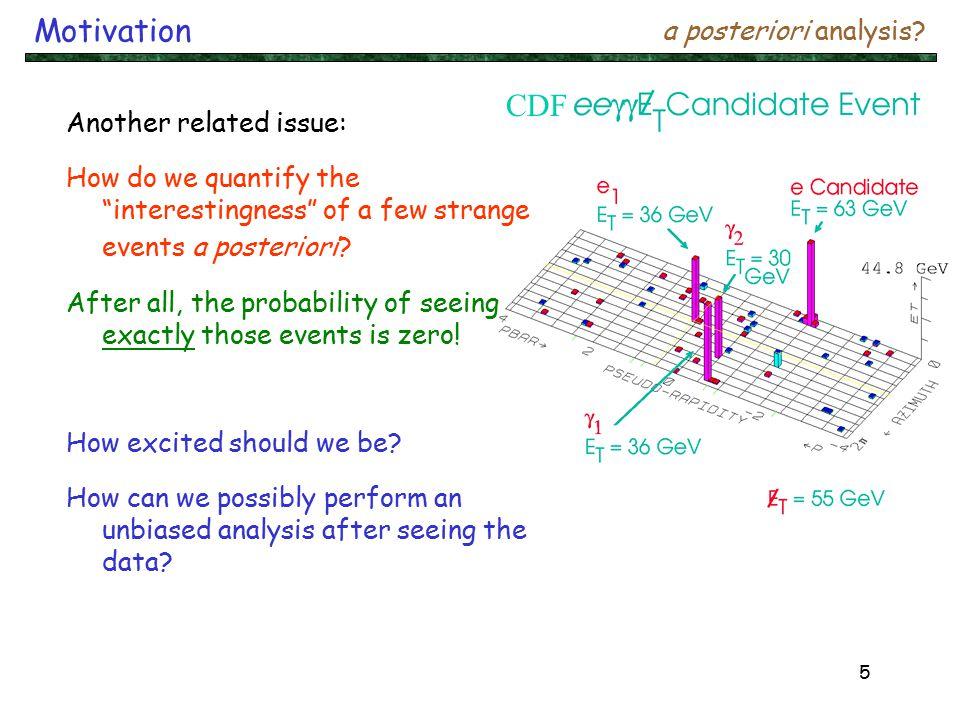 5 a posteriori analysis.
