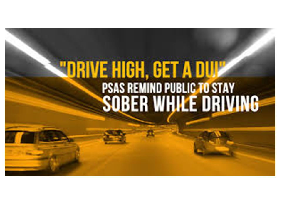 Marijuana and Driving Marijuana: After alcohol, marijuana is the most often found with drivers in collisions.