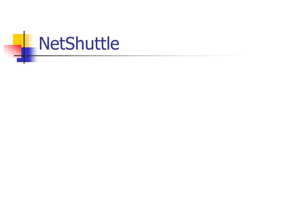 NetShuttle