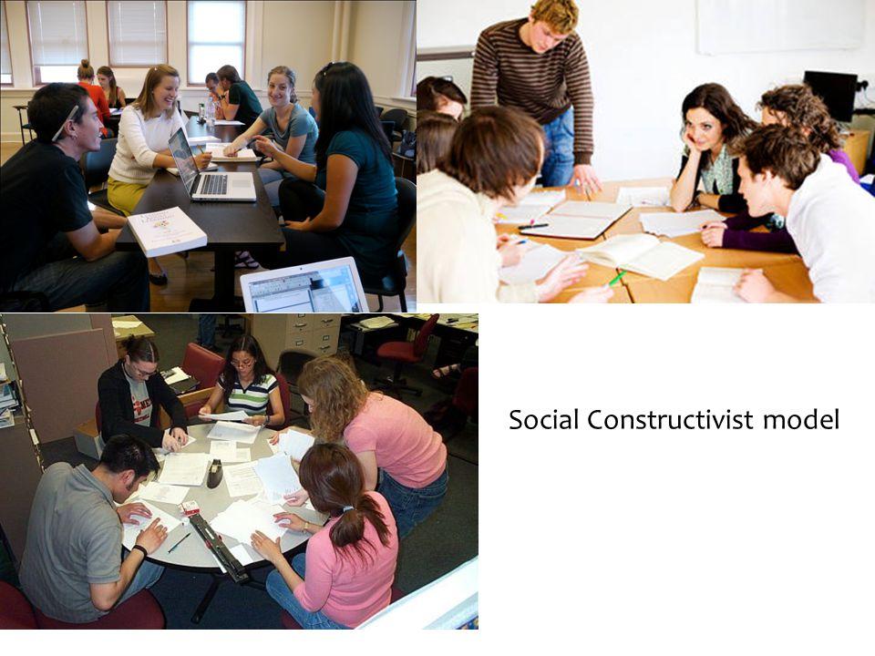Social Constructivist model