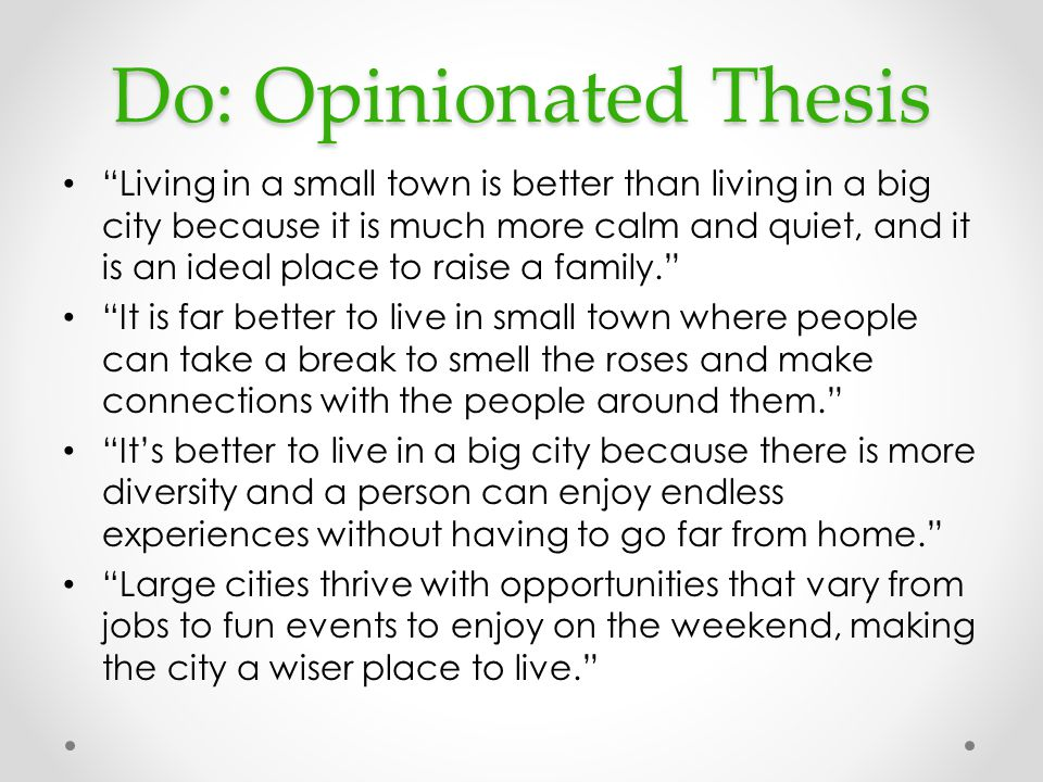 Living in a big city advantages and disadvantages essays