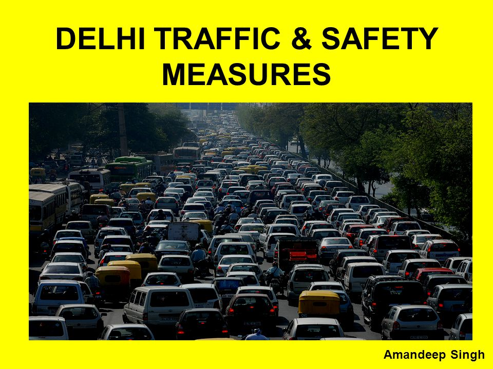 Points to discuss How to reduce traffic Jams How to reduce vehicles on roads Safety measures of Commuters Conclusion