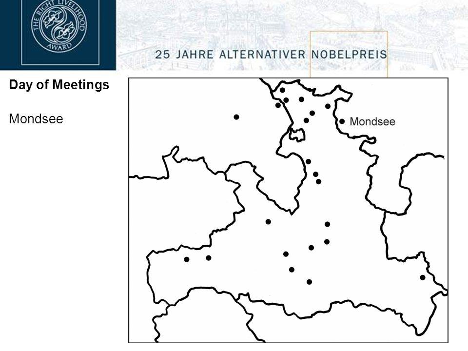 Day of Meetings Mondsee