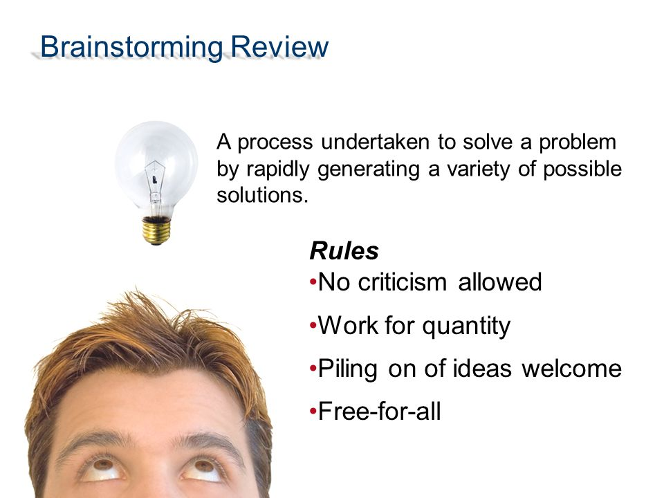 What Do You Know.Brainstorm a list of what you know best or in what areas you have expertise.