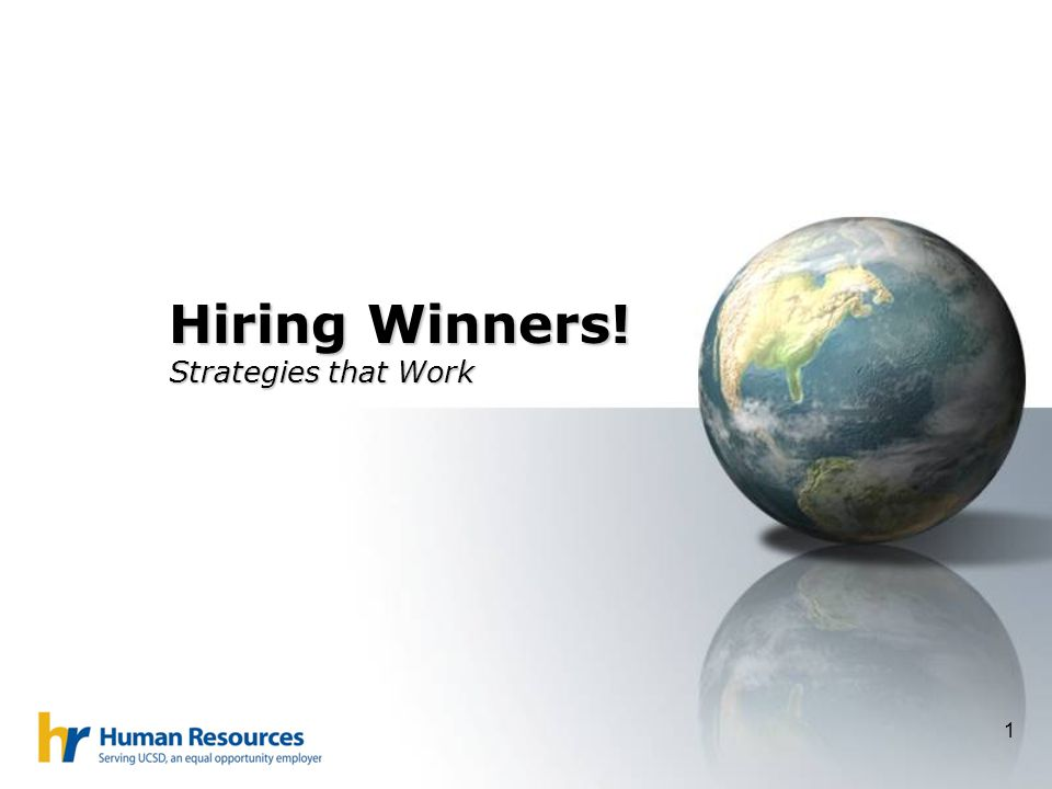 22 During the Interview Effective Strategies for Hiring Winners During the Interview 10.Interview Top Candidates in a Committee Although sometimes difficult to coordinate, this strategy can provide more insight.