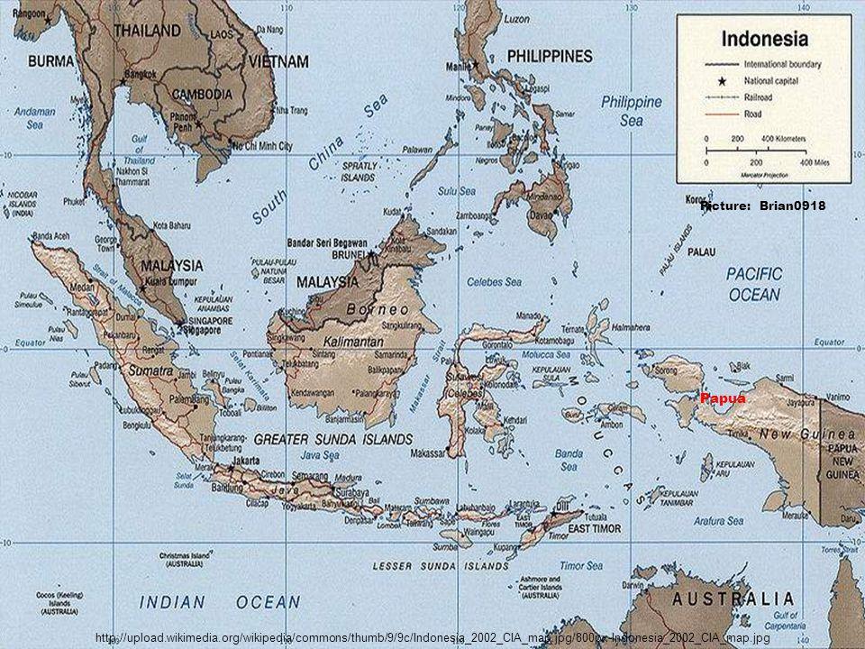 http://www.flickr.com/photos/kaufik/2538132777/ Raja Ampat Islands - Picture: Kaufik Anril 52/73