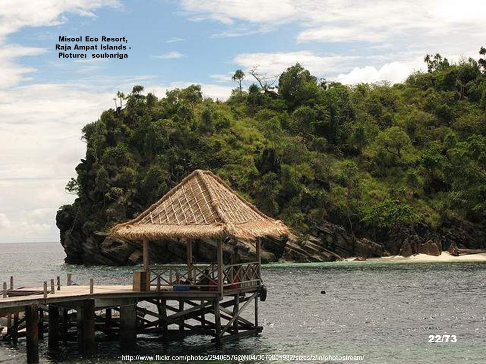 http://www.flickr.com/photos/29406576@N04/3069980361/ Misool Eco Resort, Raja Ampat Islands - Picture: scubariga 21/73