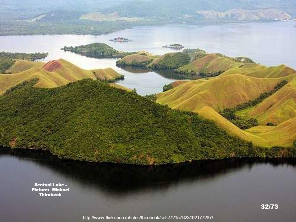 Lake Sentani - Picture: Michael Thirnbeck http://www.flickr.com/photos/thirnbeck/2709708211/ 31/73