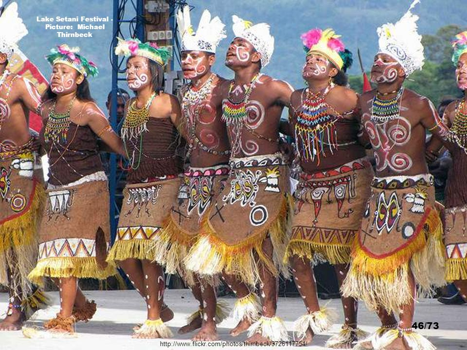 Papuans - Picture: spencer _ history 45/73