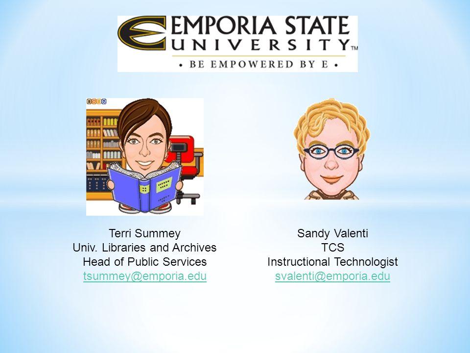 Terri Summey Univ.