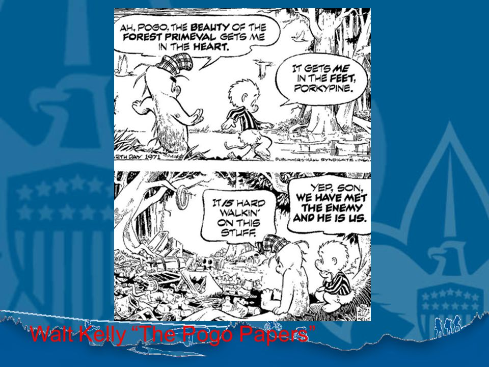 """Walt Kelly """"The Pogo Papers"""""""