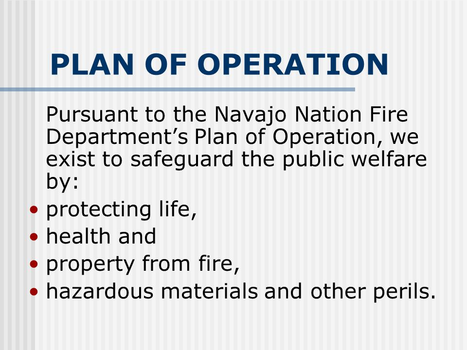 FIRE PREVENTION GRANT Navajo Nation was granted 9,902 smoke alarms.