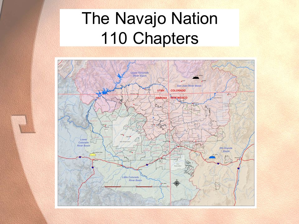 Navajo Nation The Navajo Nation comprises 298,197 members (2000 Census) and has 27,000 square miles (17,553,809 acres) of land consisting of four separate areas.