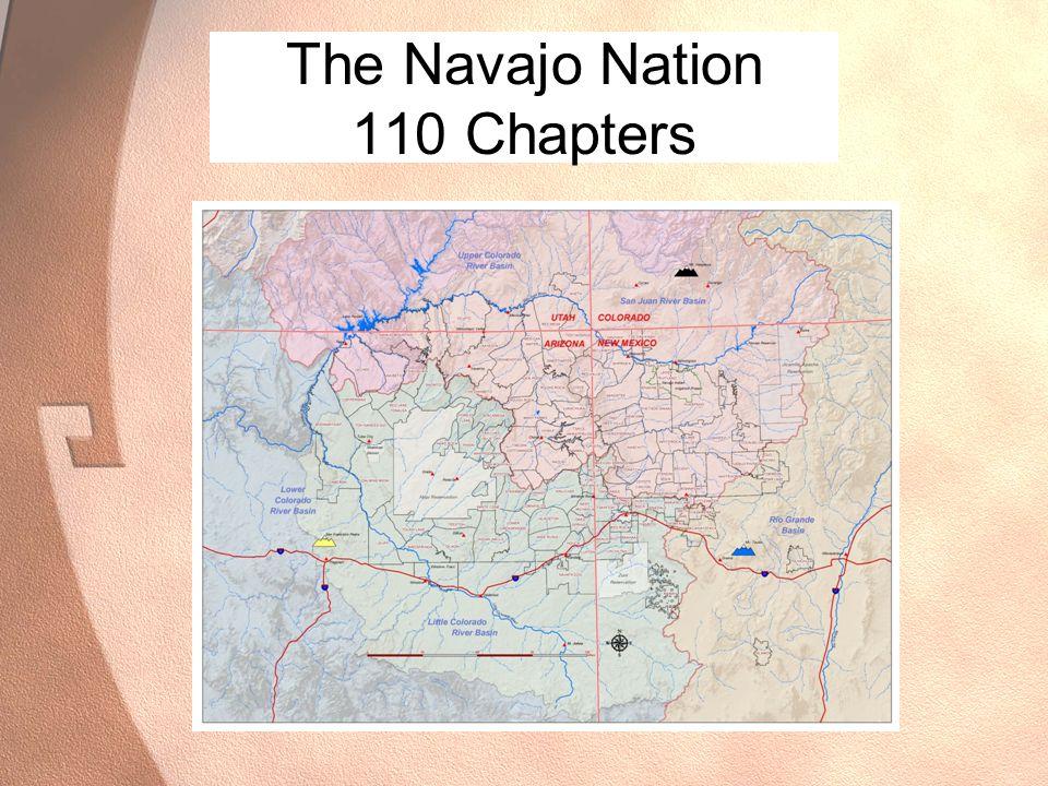 Arizona Water Budget for Navajo Notes: 1.