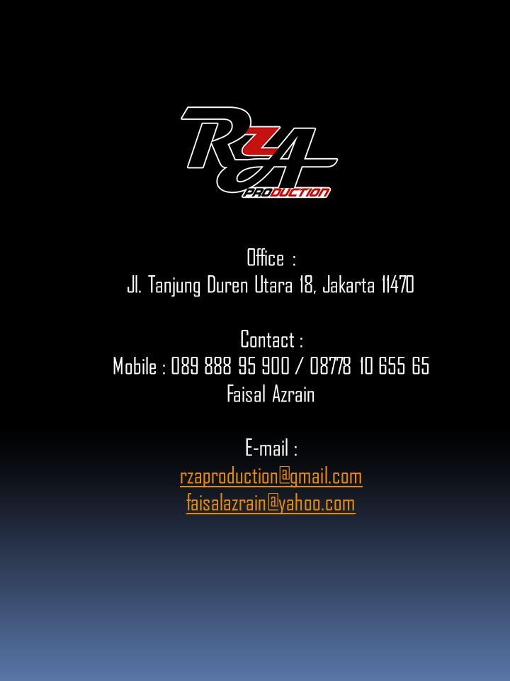 Office : Jl.
